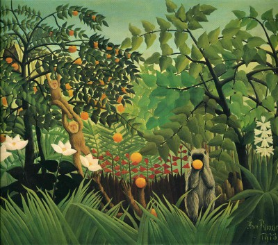The Shadow of the Avant-garde, Rousseau and Forgotten Masters