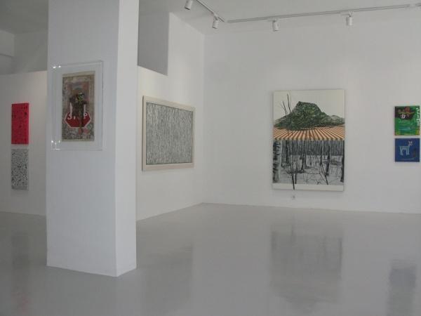 E Art Gallery, Paros island