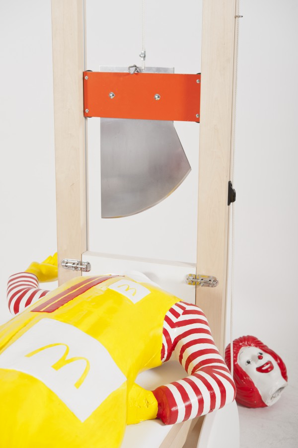 Ronald and the guillotine 2